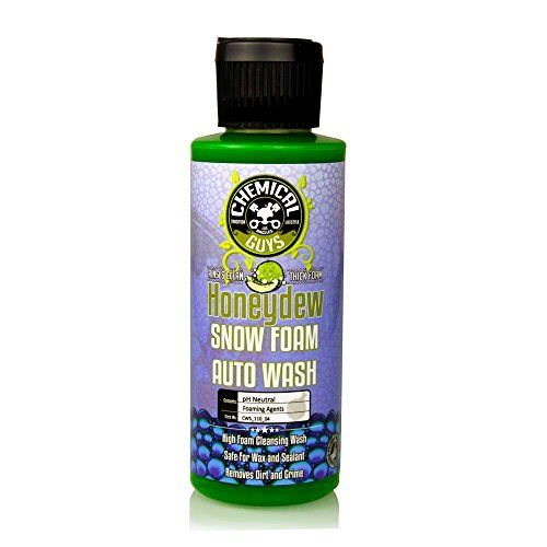 Chemical Guys CWS_110_04 Honeydew Snow Foam Cleanser, 4 fl. oz only for $9.97 - http://howto.hifow.com/chemical-guys-cws_110_04-honeydew-snow-foam-cleanser-4-fl-oz-only-for-9-97/