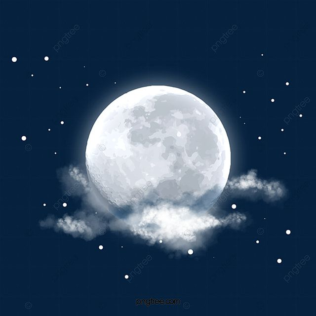 Half White Moon Png Sky Moon Images White Moon Moon