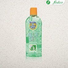 Ocean Potion. Gel de aloe no aceitoso para calmar y acondicionar la piel estresada después de la exposición al sol.