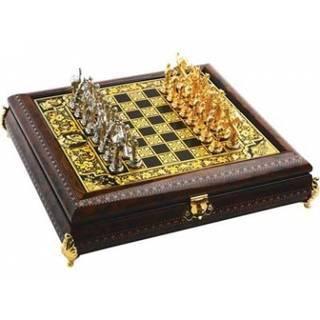 Oasis Шахматы Oasis Дон Кихот 41648  — 35822 руб.  —   Эти испанские шахматы – шедевр ювелирного искусства. Ценные породы дерева инкрустированы золотом и серебром в мавританском стиле.   Фигурки – это миниатюры героев бессмертного романа Сервантеса «Дон Кихот». Любая партия, сыгранная в эти шахматы, запомнится на всю жизнь.