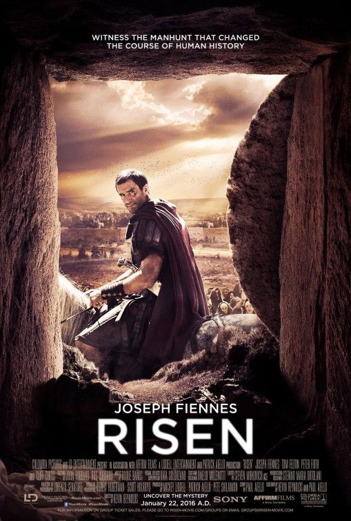 Risen - feltámadott