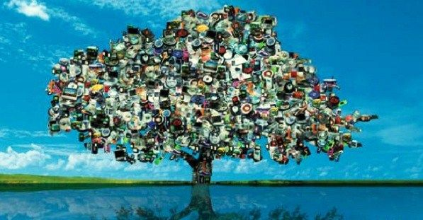 7.e-waste growing as the tree