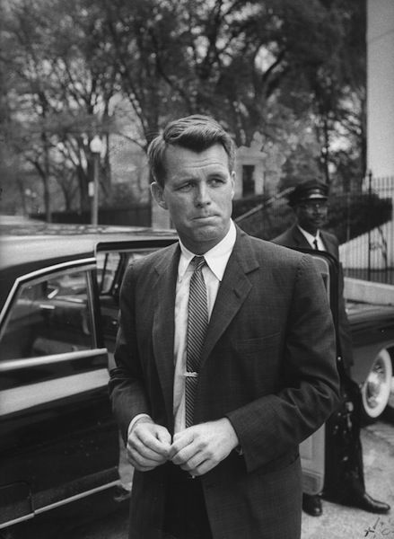 """Progress is a nice word. But change is its motivator. And change has its enemies."" -Robert Kennedy"