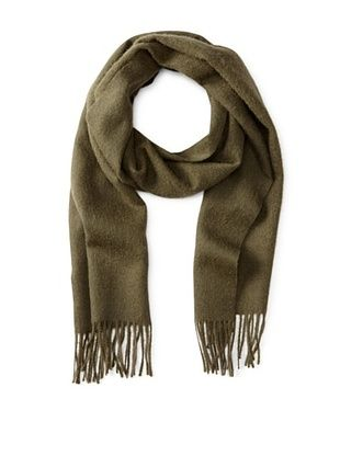 63% OFF Alicia Adams Alpaca Women's Classic Alpaca Scarf, Dark Hunter Green