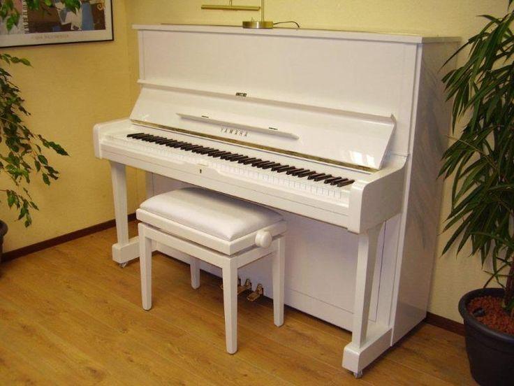 witte piano, of andere leuke kleur