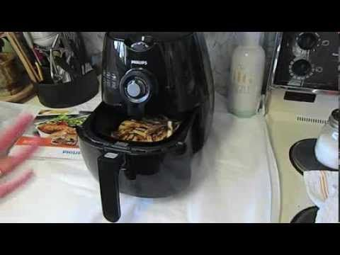 Philips AirFryer Test & Review   Fries