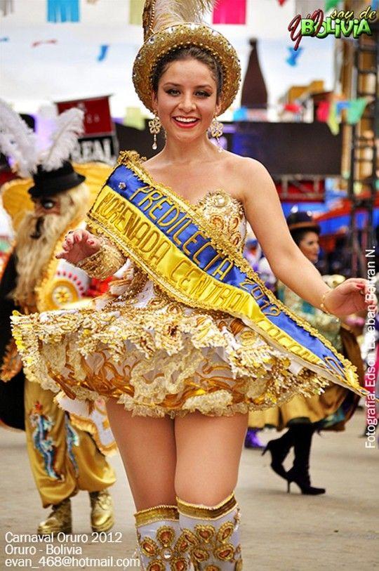 morenada boliviana carnaval de oruro