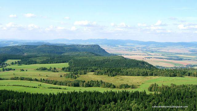 Table Mountains, Sudety, Poland.
