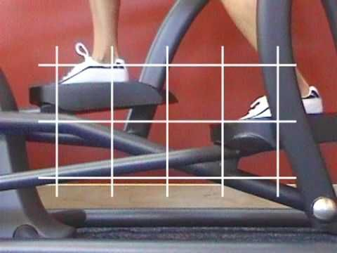 Vision Fitness - Ellipticals &  the Perfect Stride