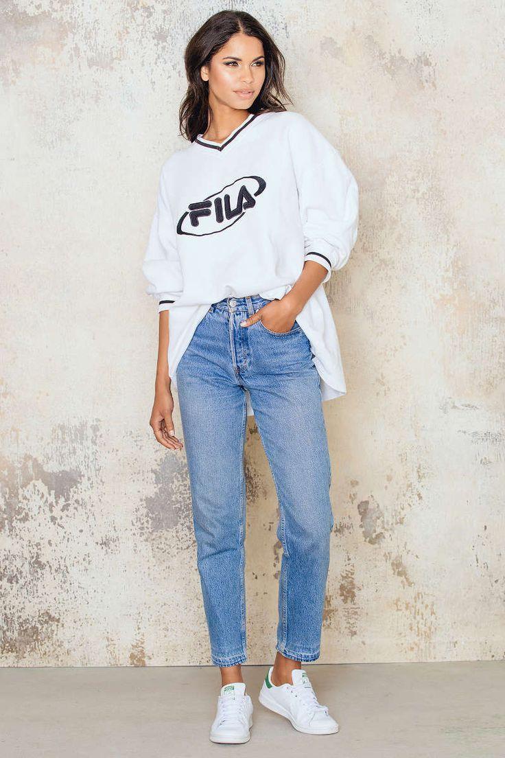 Fila Vintage Sweatshirt