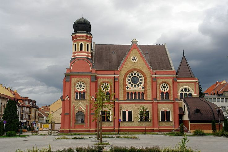 Synagogue Zalaegerszeg