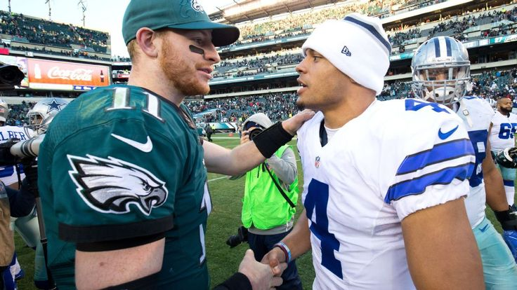 NFC East Q&A: Does Carson Wentz give the Eagles an edge for the future?