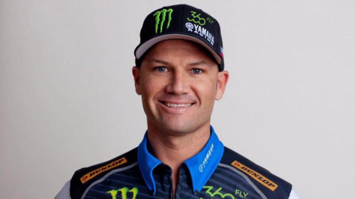 Legendary Chad Reed back on his bike with his signature number 22 plate.