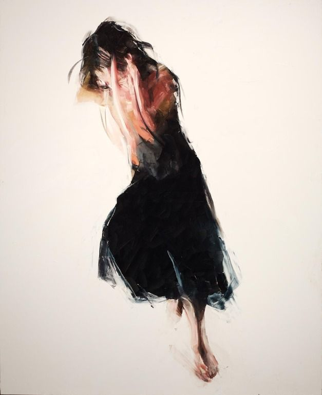 """Saatchi Online Artist: Simon Birch; """"For all the trouble"""""""