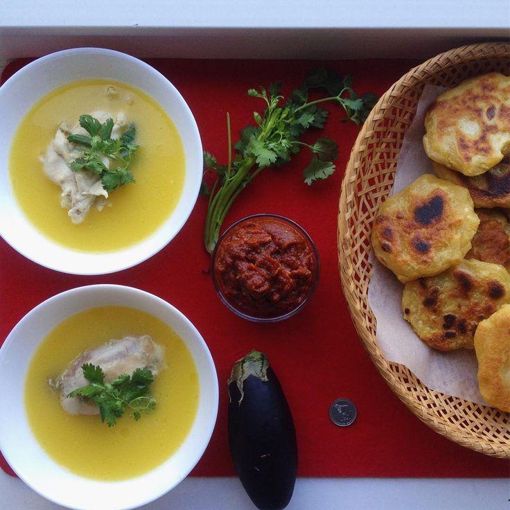 История грузинской кухни, особенности и традиционные блюда