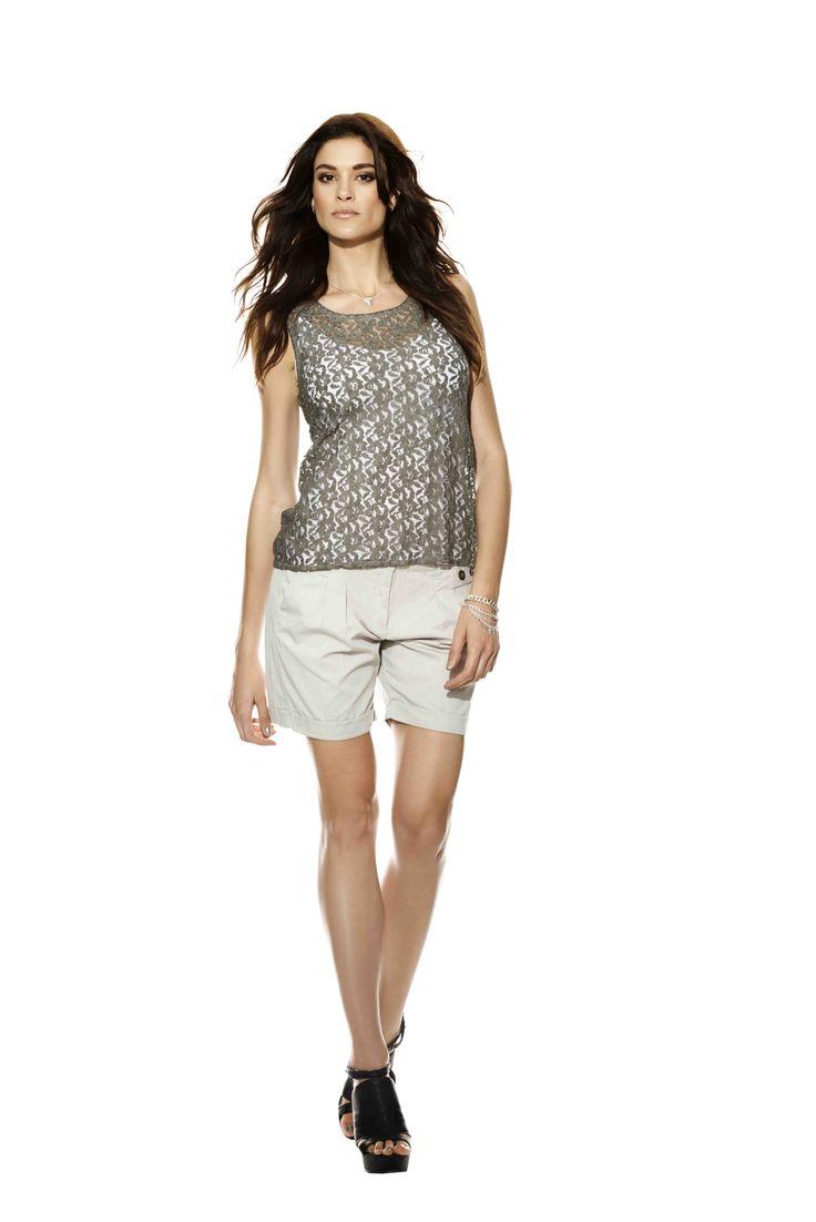 soyaconcept - top - blouse - shorts