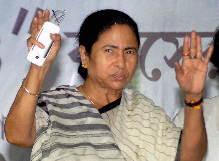 Trinamool Bastion -  Mamata Banerjee is very much apprehensive of the BJP in Bengal. Targeting 2016 assembly poll, Prime Minister Narendra Modi has started motivating his followers to throw the ruling TMC out of power in the state
