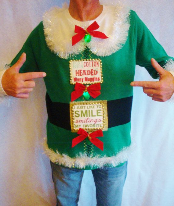 The 17 best images about Unique Ugly Christmas Sweaters on ...