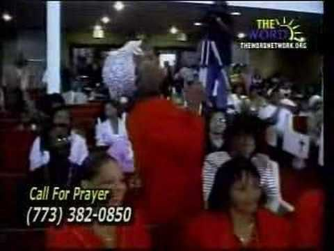 Bishop William Ellis - I Must Tell Jesus - YouTube