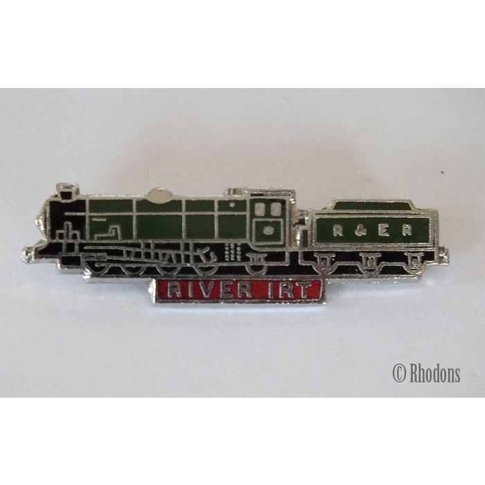 Ravenglass and Eskdale Railway ' River Irt' Steam Locomotive Enamel Lapel Badge Listing in the Enamel Badges & Pinbacks,Badges, Pinbacks & Patches,Collectables Category on eBid United Kingdom | 145237605