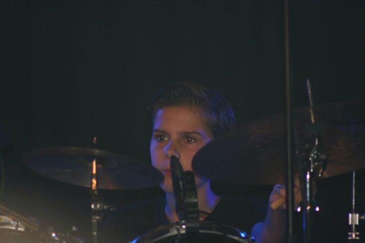 Jonah, de drummer