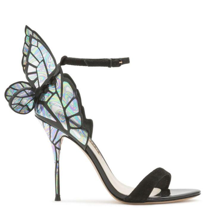 Pumps & High Heels for Women On Sale, Black, Suede leather, 2017, 4.5 6.5 Sophia Webster