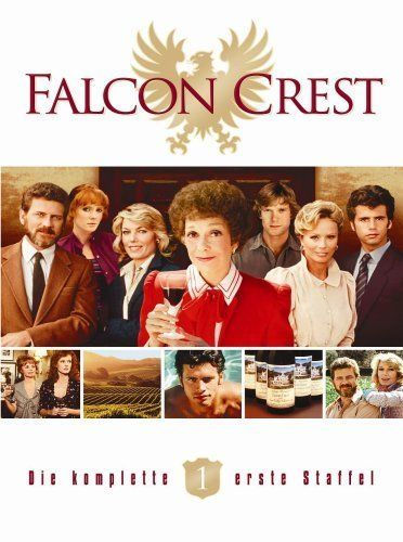 """Falcon Crest,"" my FAVE nighttime soap opera growing up--LOOOVED it, every Friday night @ 9! <3"