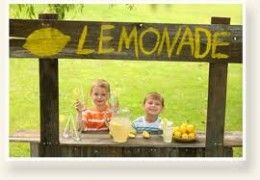 Is the Lemonade Stand Extinct? What drives #business these days?