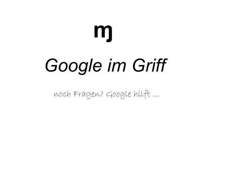 ɱ - Magnet Magazin & Online Positioner Die Sieger-Lösung hat Google im Griff