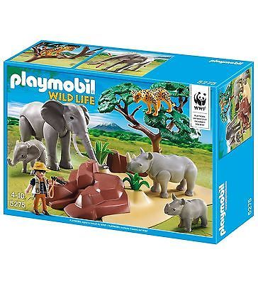 391 best images about playmobil on pinterest pirates 6760 and super 4 - Playmobile savane ...