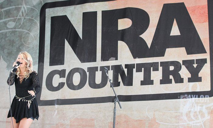 'Welcome to NRA Country': how the gun lobby tried to tap into country music   Music   The Guardian