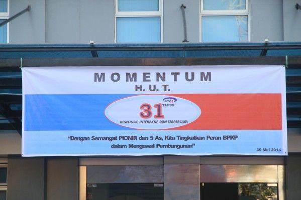 HUT Perwakilan Badan Pengawasan Keuangan dan Pembangunan Provinsi Maluku