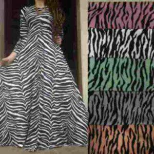 Gamis Zebra Busui | Jilbab Online Depok