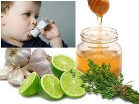TERAPIAS ALTERNATIVAS: Los mejores remedios naturales para el tratamiento del asma