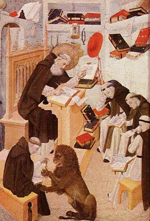 History of Art: Gothic Art-Lukas Moser,Master of the Albrecht Altar,Frances Nicolas