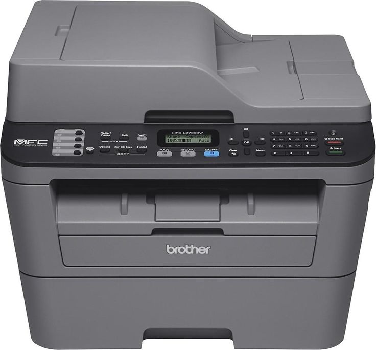 Brother MFC-L2700DW WiFi All In One Laser Printer $104.99 w/ VISA Checkout  Free S&H/Store Pickup #LavaHot http://www.lavahotdeals.com/us/cheap/brother-mfc-l2700dw-wifi-laser-printer-104-99/166579?utm_source=pinterest&utm_medium=rss&utm_campaign=at_lavahotdealsus