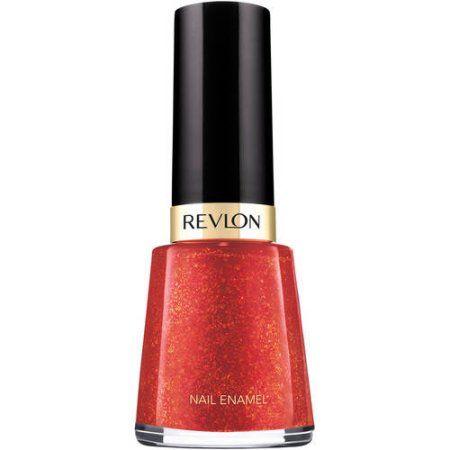 Revlon Nail Enamel Uninhibited Walmart Com Revlon Nail Revlon Cosmetics Revlon