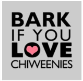 Love my Chiweenie