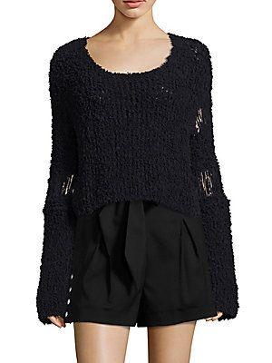 IRO Jena Cropped Pullover