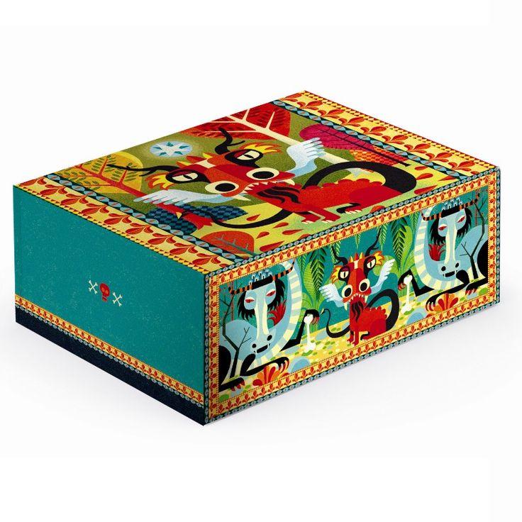 17 best images about djeco regale boxen garderoben. Black Bedroom Furniture Sets. Home Design Ideas
