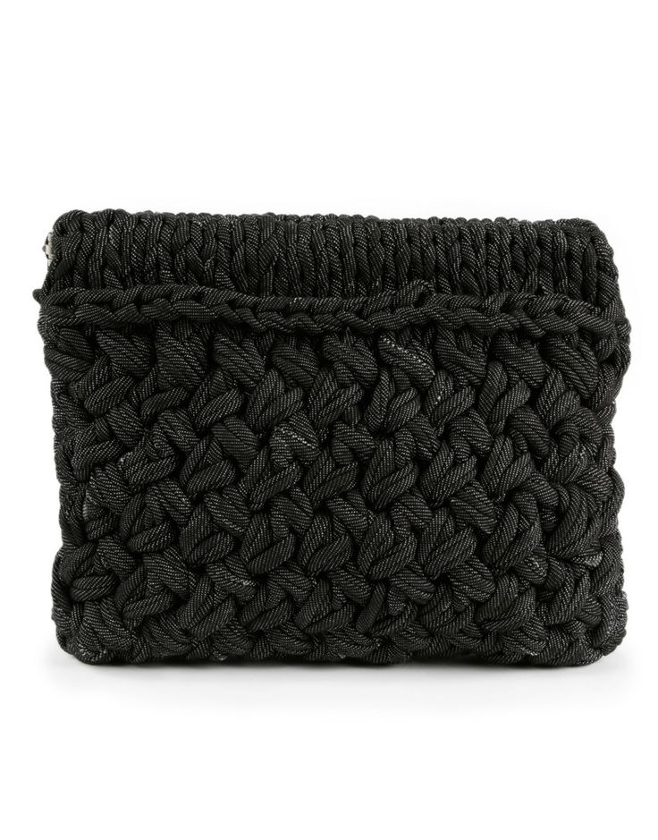 Presenting Hold Tight Clutch by Wool and the Gang. #eastsidegang #woolandthegang