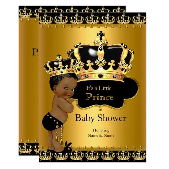 1000+ Ideas About Prince Baby Showers On Pinterest