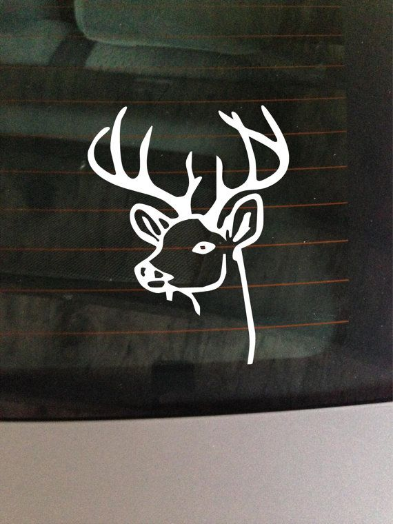 Best Hunting Fishing Images On Pinterest Window Decals - Rear window hunting decals for truckstruck decals stickers rear window graphics legendary whitetails