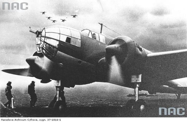 Samoloty PZL Łoś , 1938 - 1939