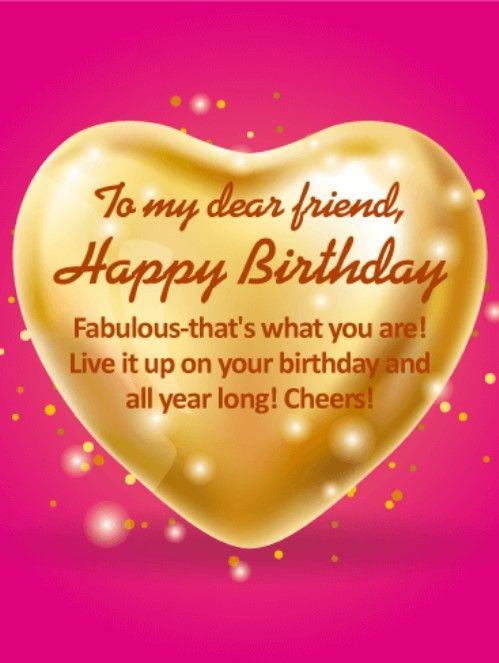 birthday greetings for friend happy birthday quotes and wishes