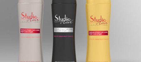 Free high resolution shampoo bottle mockups
