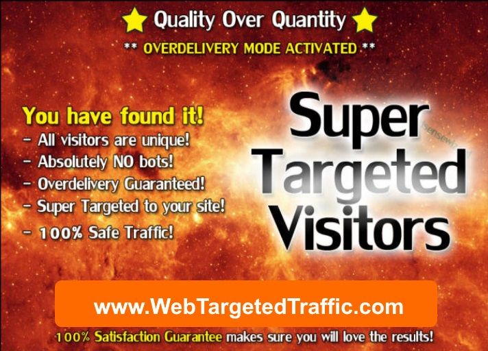 More About Buy Targeted Web Traffic In India