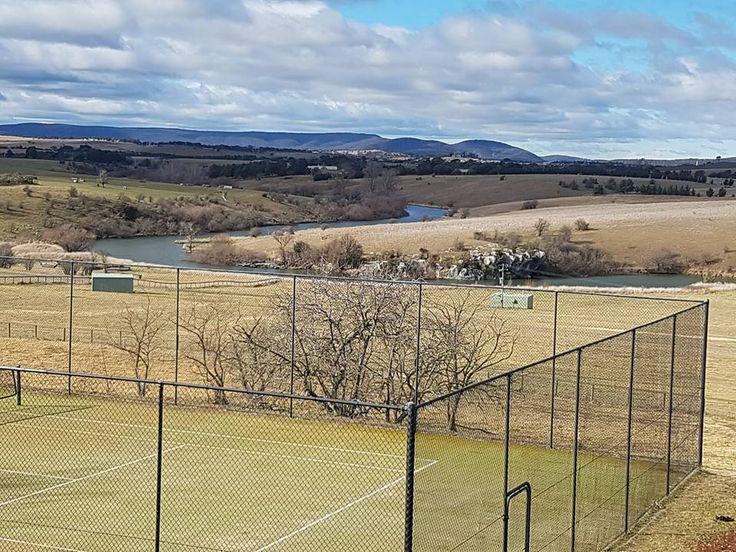 Gutter-Vac Southern Highlands are cleaning a 1860's sheep stud turned a racing stables today! What an amazing place to work!
