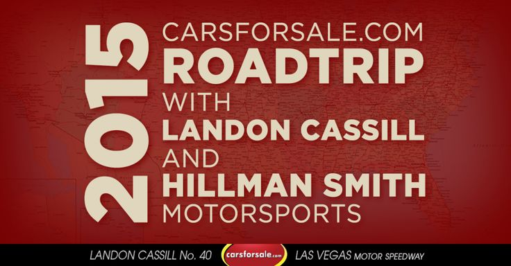 Read about the 2015 Carsforsale.com Road Trip with Landon Cassill
