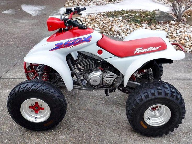 1987 Honda TRX250X Atv, 4 wheeler, Dirtbikes